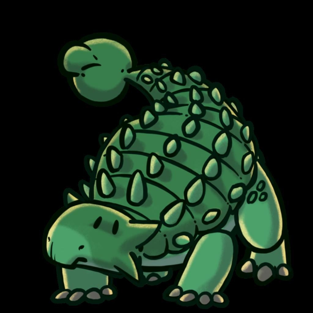 extincion-dinosaurios-Ankylosaurus