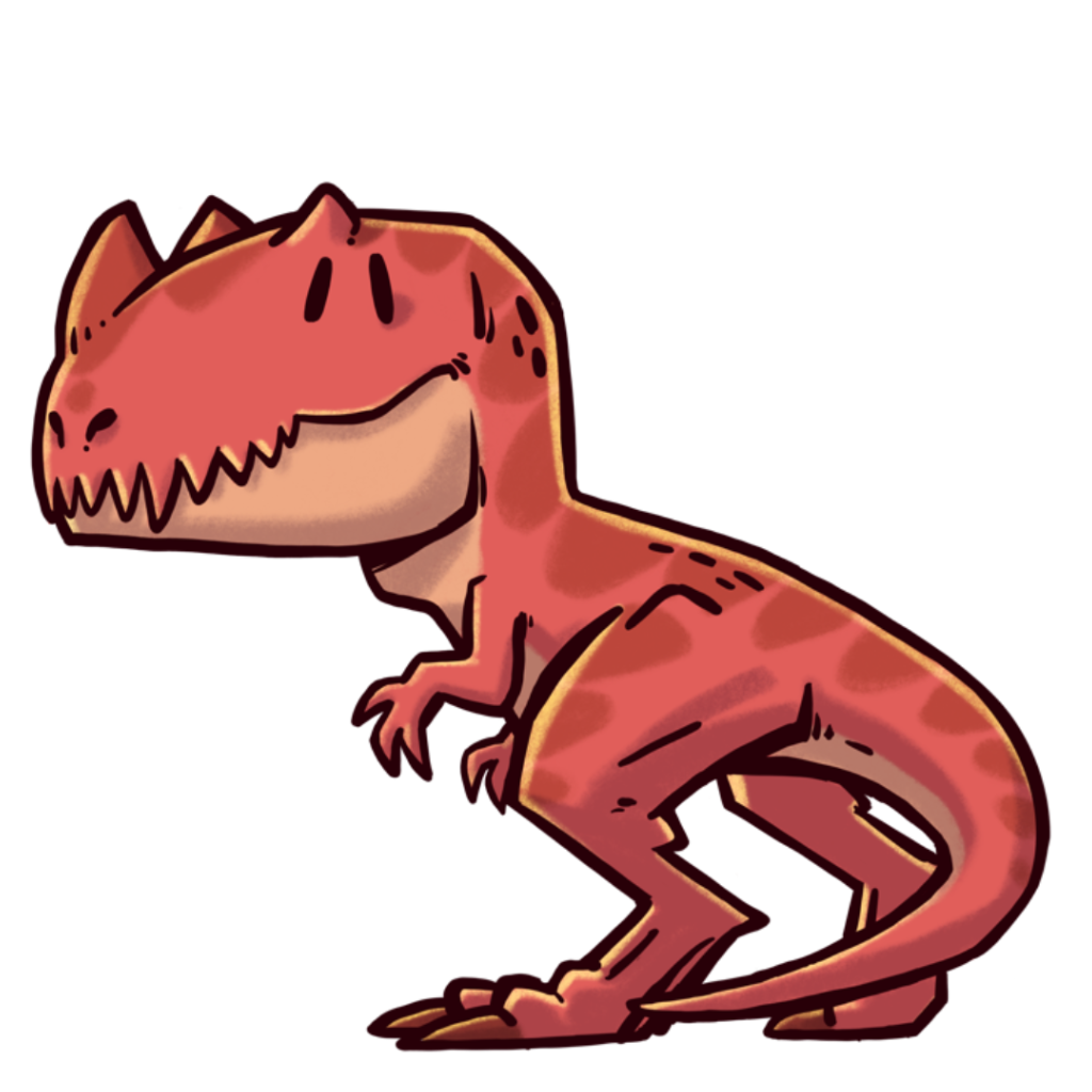 extincion-dinosaurios-Ceratosaurus