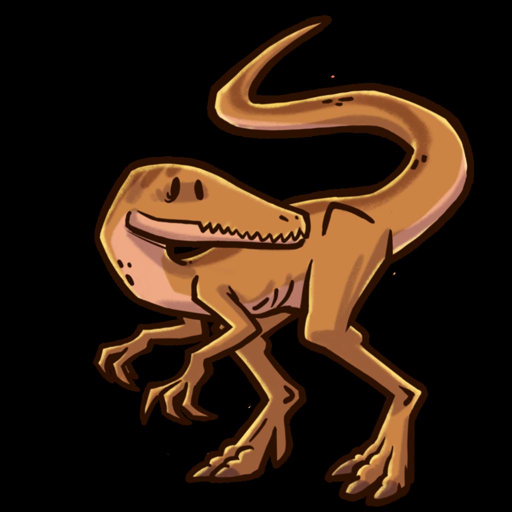 extincion-dinosaurios-Coelophysis