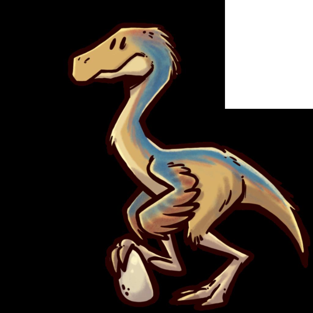 extincion-dinosaurios-Gallimimus