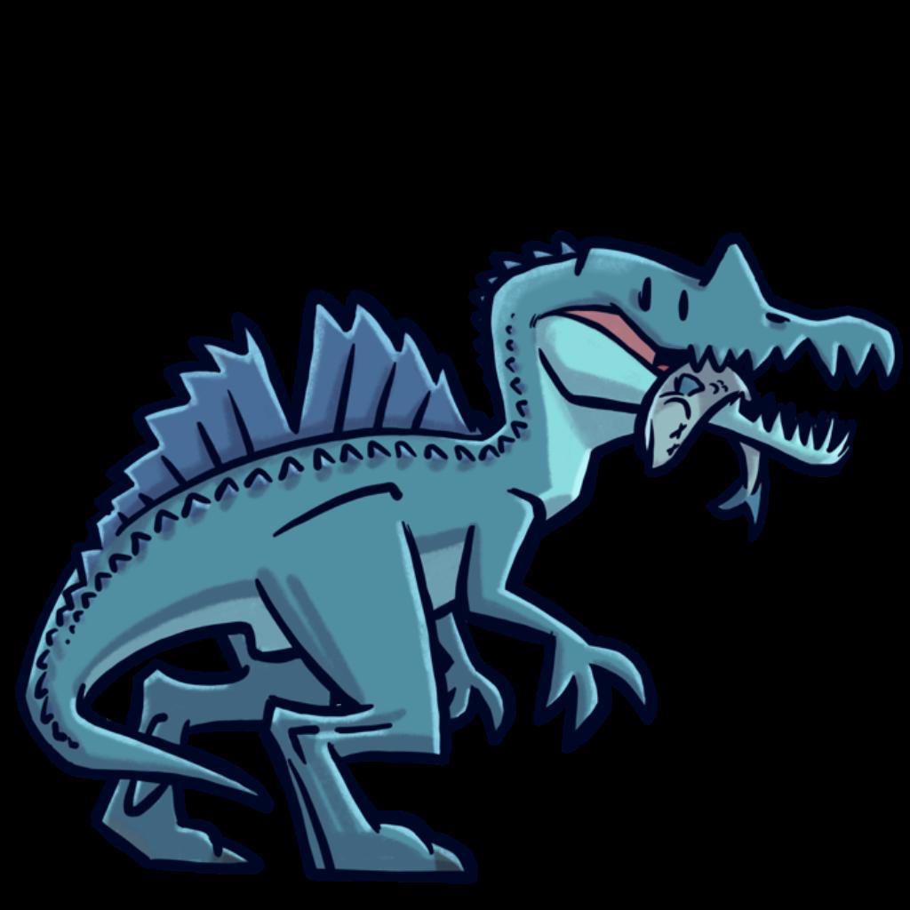 extincion-dinosaurios-Itchyovenator