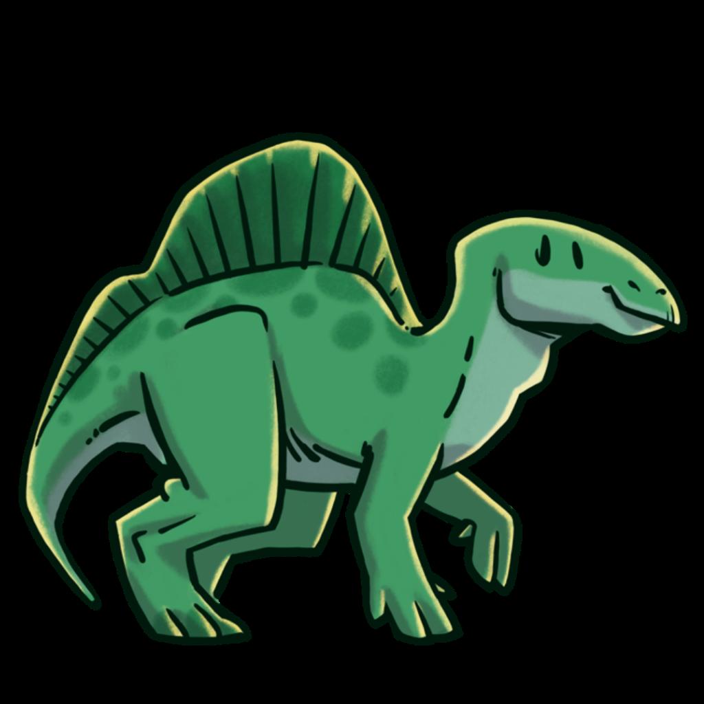 extincion-dinosaurios-Ouranosaurus