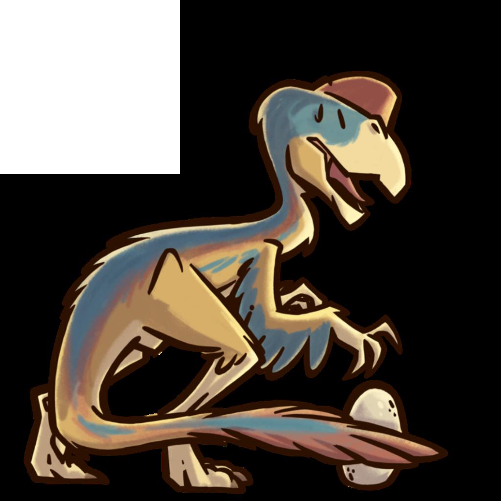 extincion-dinosaurios-Oviraptor
