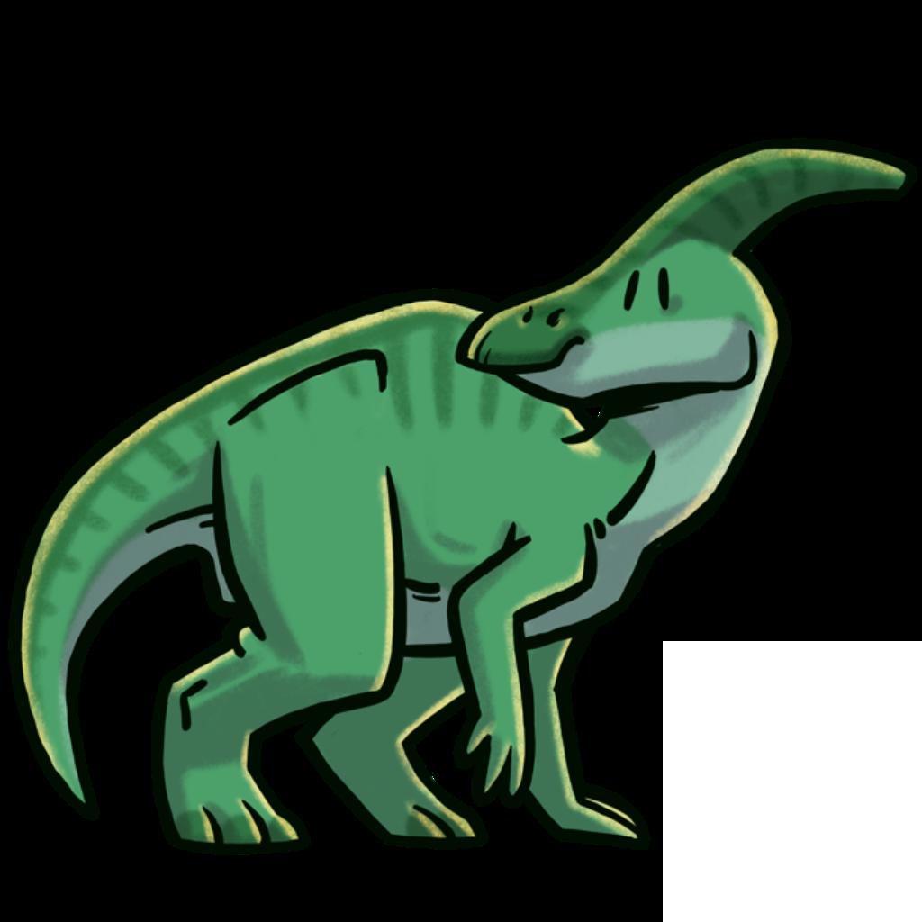 extincion-dinosaurios-Parasaurolophus