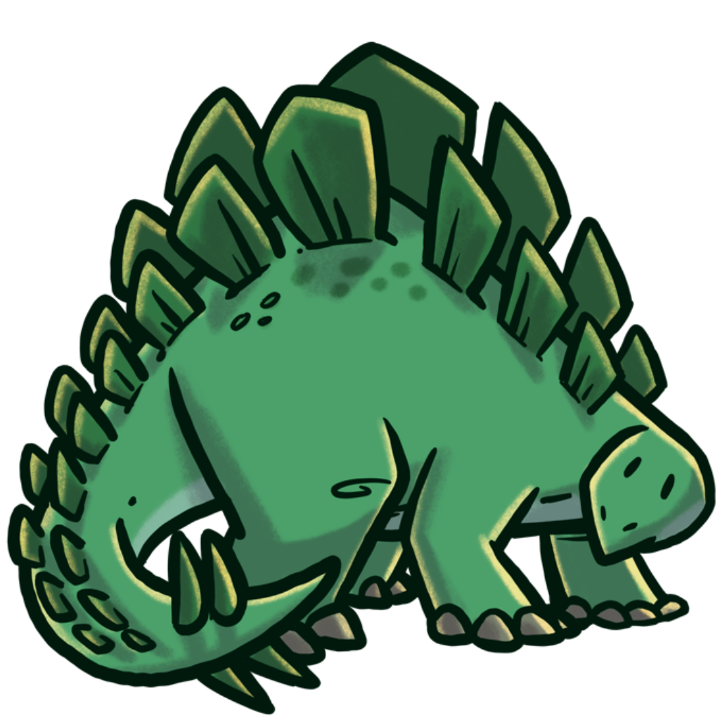 extincion-dinosaurios-Stegosaurus
