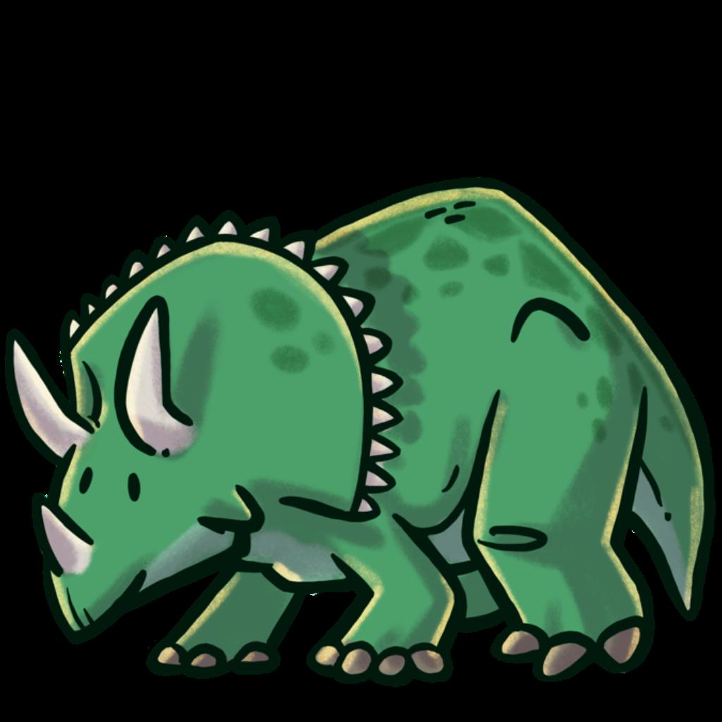 extincion-dinosaurios-Triceratops