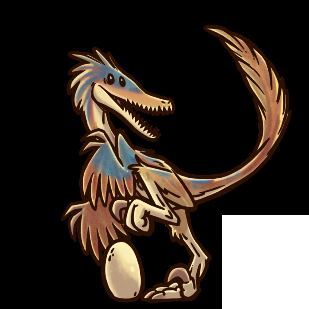 extincion-dinosaurios-Troodon