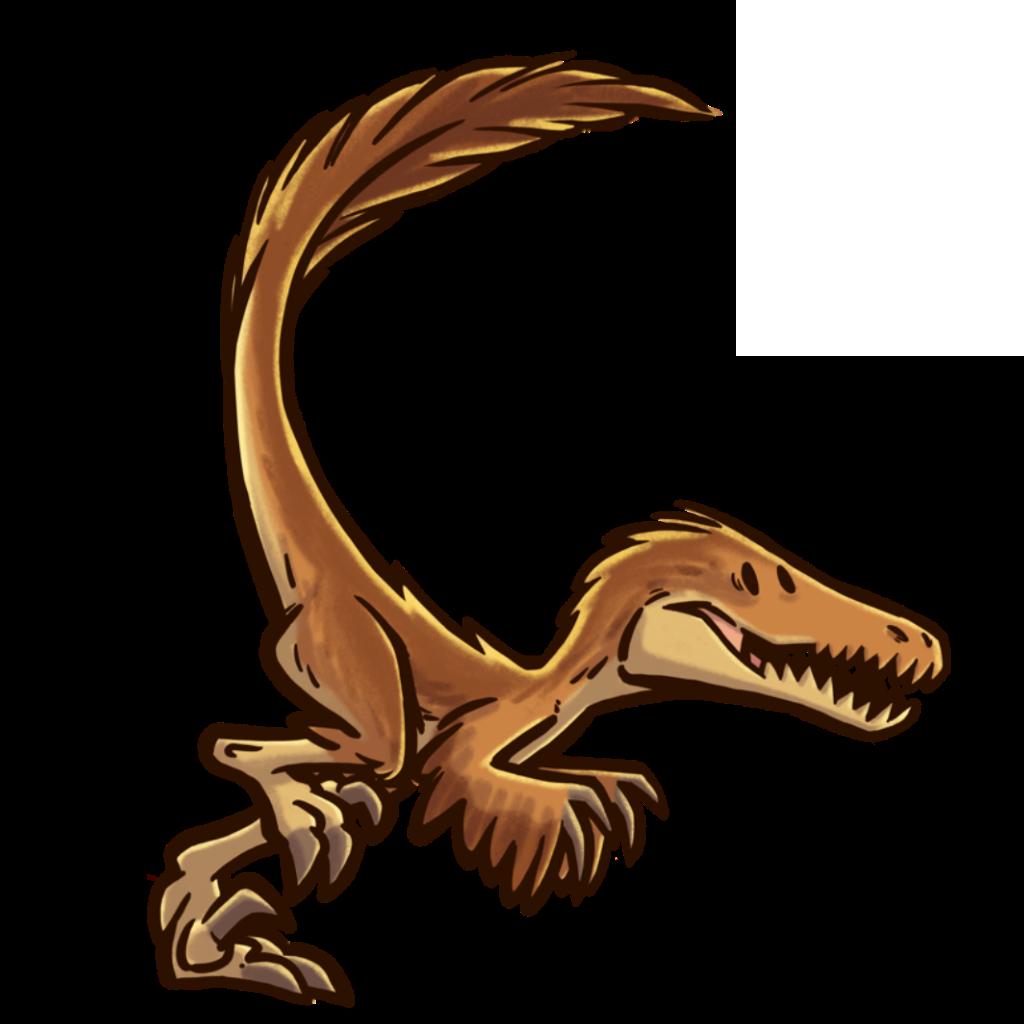 extincion-dinosaurios-Velociraptor