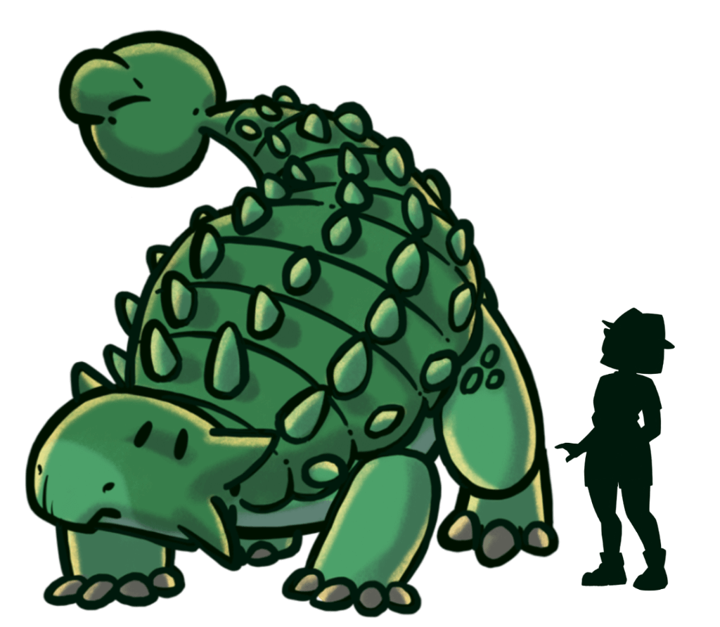 tamano-dinosaurios-extincion-ankylosaurus