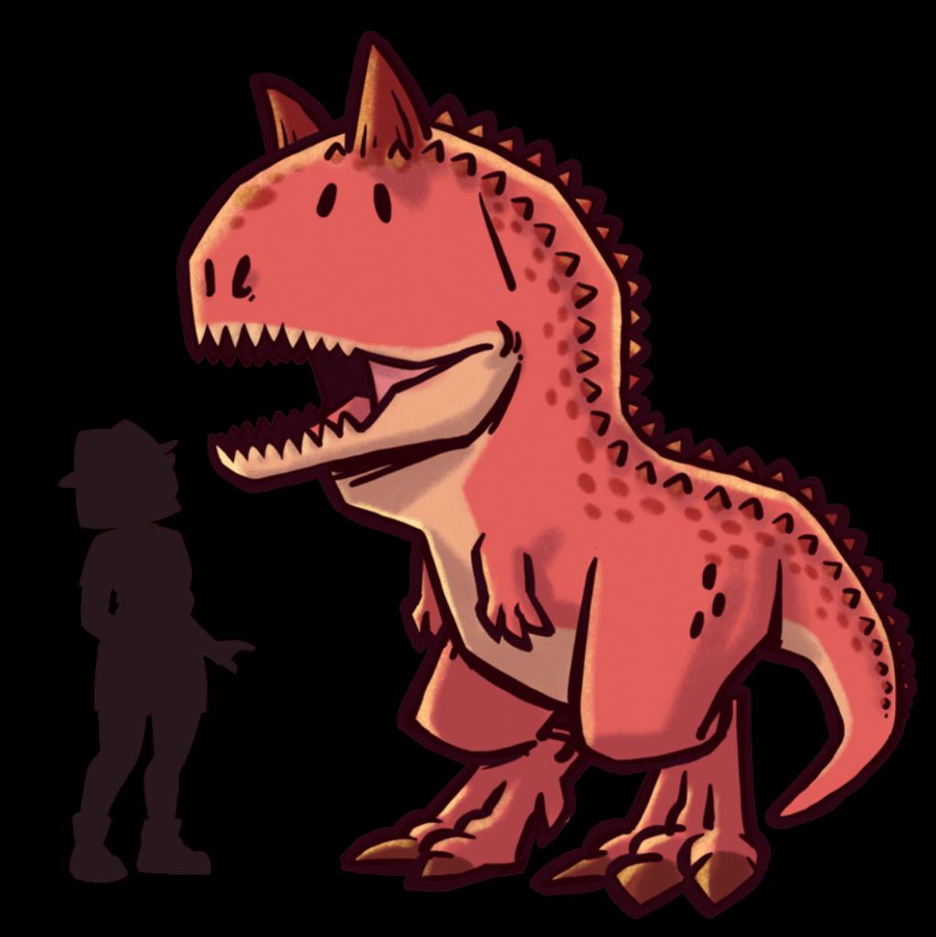 tamano-dinosaurios-extincion-carnotaurus