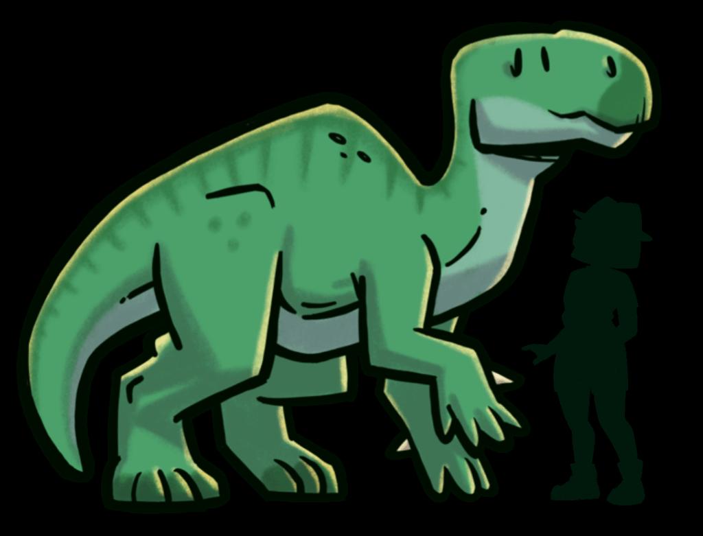 tamano-dinosaurios-extincion-iguanodon