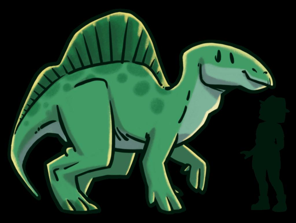 tamano-dinosaurios-extincion-ouranosaurus