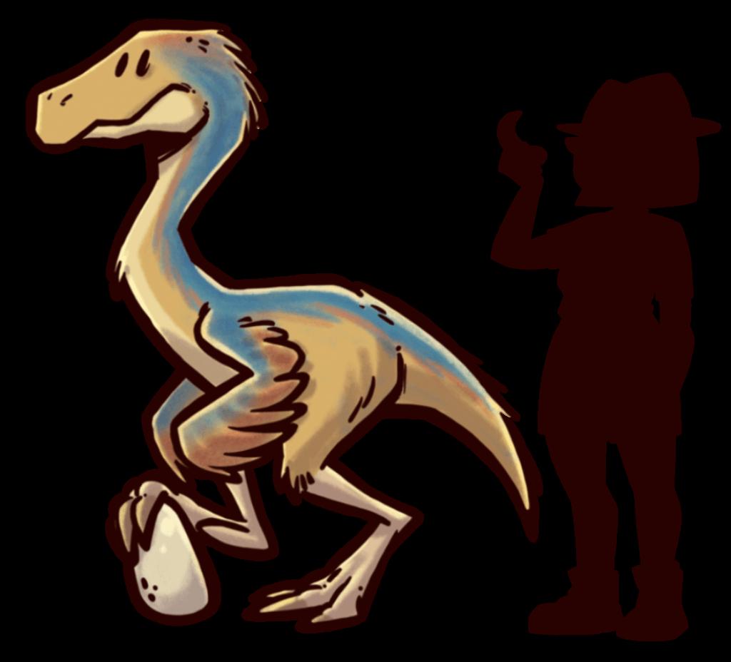 tamano-dinosaurios-extincion-struthiomimus