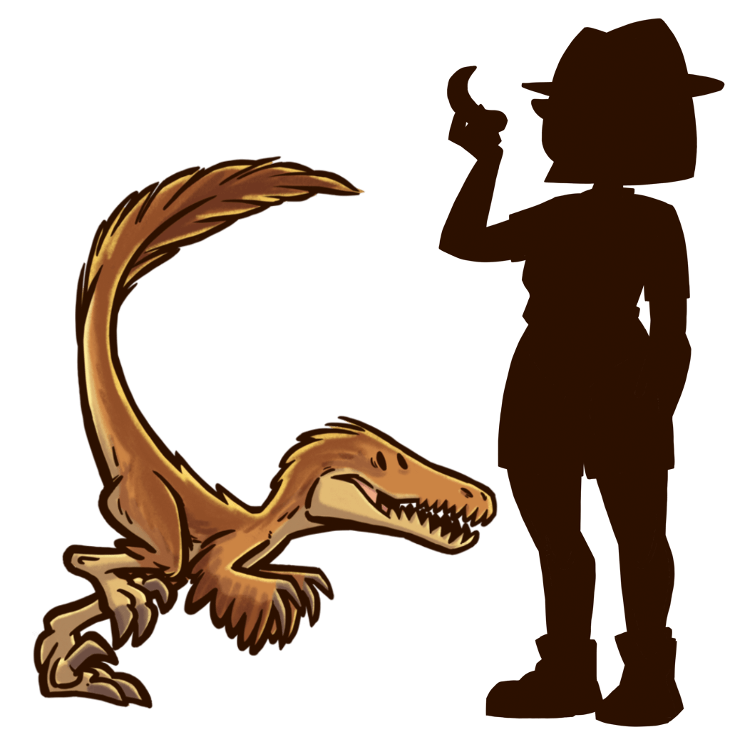 tamano-dinosaurios-extincion-velociraptor